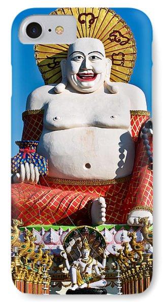 Statue Of Shiva IPhone Case