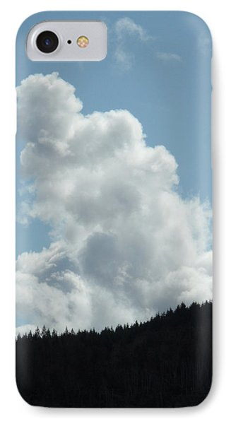 Statuesque IPhone Case by James Barnes