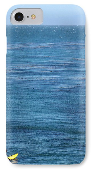Steam Lane Surfer IPhone Case by Ty Helbach