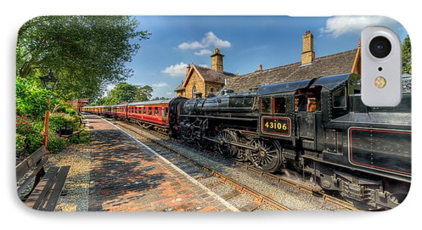 Steam Train Phone Case by Adrian Evans