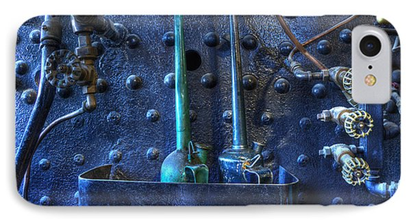 Steampunk 3 Phone Case by Bob Christopher