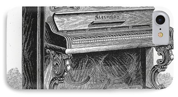 Steinway Piano, 1878 Phone Case by Granger