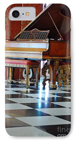 Steinway Phone Case by Robert Meanor