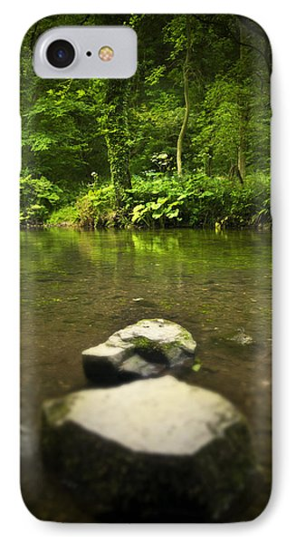 Stepping Stones Phone Case by Svetlana Sewell
