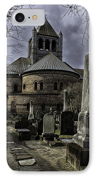 Steps In Time IPhone Case by Lynn Palmer