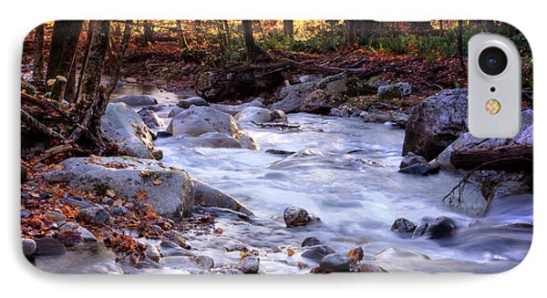 IPhone Case featuring the photograph Stickney Brook by Tom Singleton