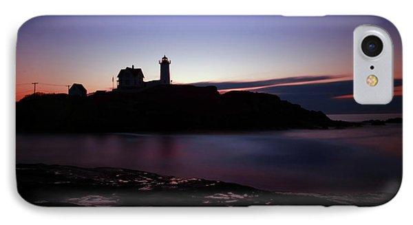 Still Dawn Cape Neddick IPhone Case by Rick Berk