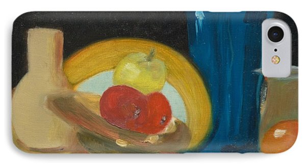 IPhone Case featuring the painting Still Life Of Fruit by Bernadette Krupa