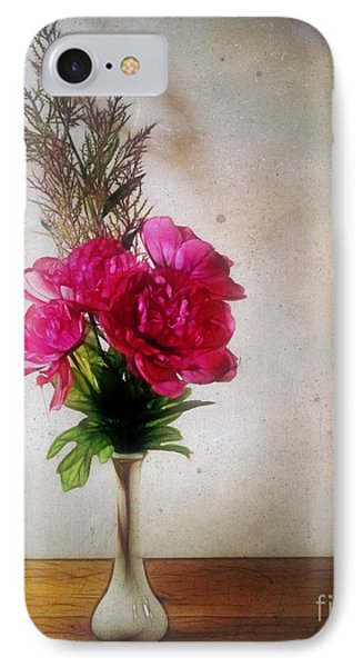 Still Life With Texture Phone Case by Judi Bagwell