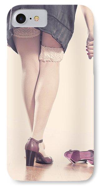 Stockings Phone Case by Joana Kruse