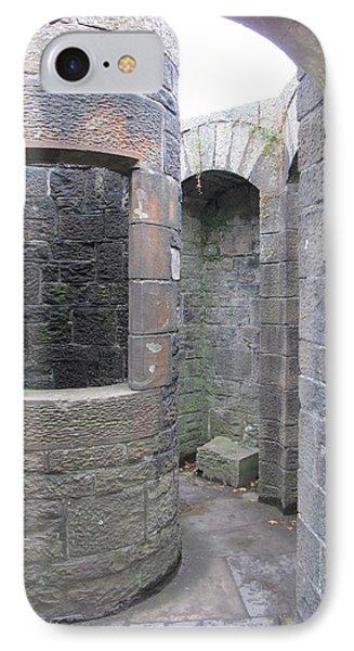 Stone Archwork IPhone Case