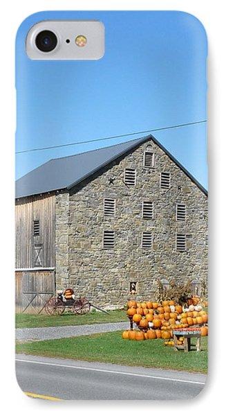 Stone Barn Phone Case by John Turner