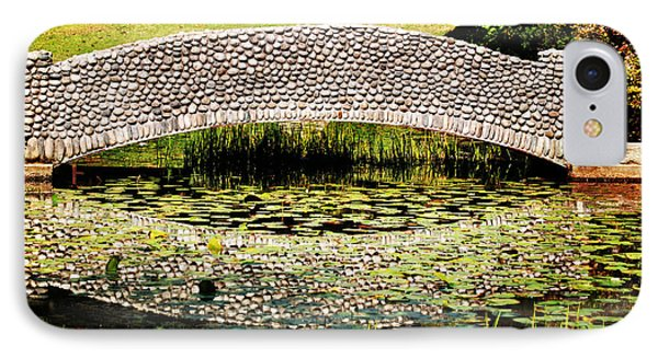 Stone Bridge IPhone Case by HD Connelly