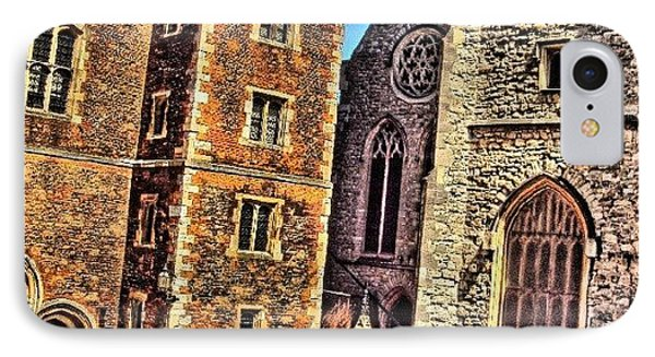 Stone Buildings, So Classic And Lovely IPhone Case by Abdelrahman Alawwad