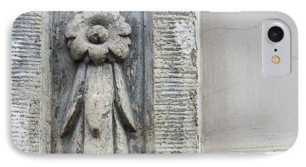 Stone Flower IPhone Case by Agnieszka Kubica