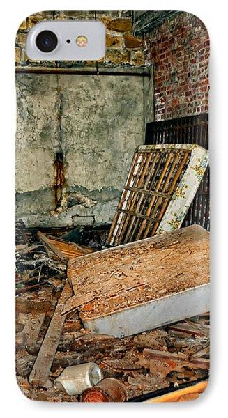 Stonehaven Rehab Phone Case by Steve Harrington