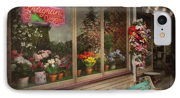 Store - Belvidere Nj - Fragrant Designs Phone Case by Mike Savad