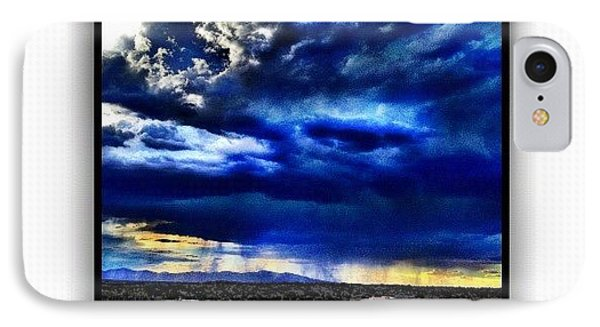 Storm A'comin IPhone Case by Paul Cutright