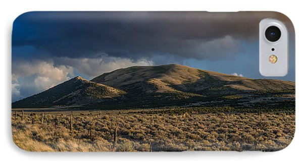 Storm Clearing Over Great Basin Phone Case by Greg Nyquist