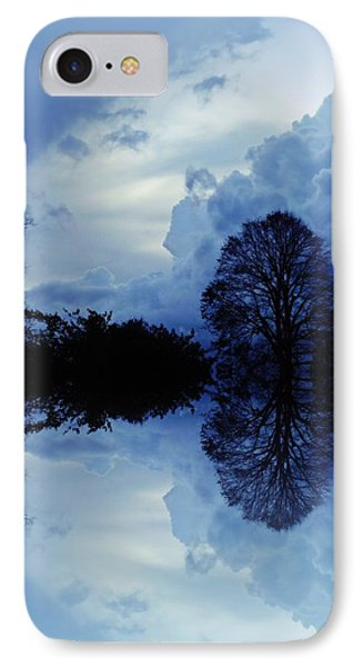 Storm Clouds Phone Case by Sharon Lisa Clarke