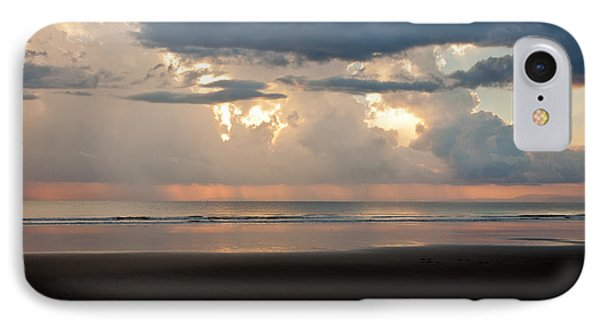 Storm Sunset IPhone Case by Anthony Doudt