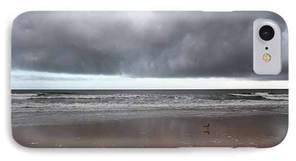 Storm Watch IPhone Case by Betsy Knapp