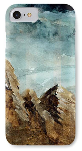 Stormy Monday IPhone Case