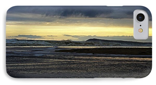 IPhone Case featuring the photograph Stormy Morning 2 by Blair Stuart