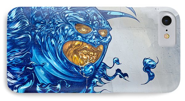 Strange Graffiti Creature IPhone Case