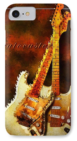 Stratocaster Phone Case by Robert Smith
