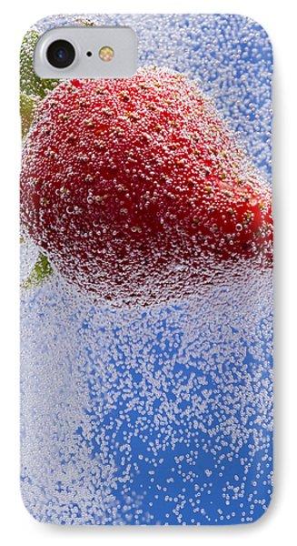 Strawberry Soda Dunk 2 Phone Case by John Brueske