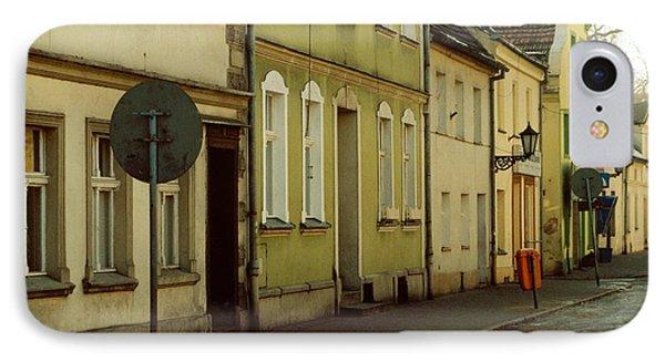 Street 2 Phone Case by Marcin and Dawid Witukiewicz