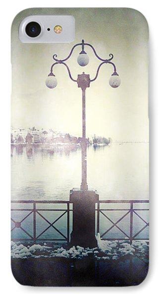 Street Lamp Phone Case by Joana Kruse