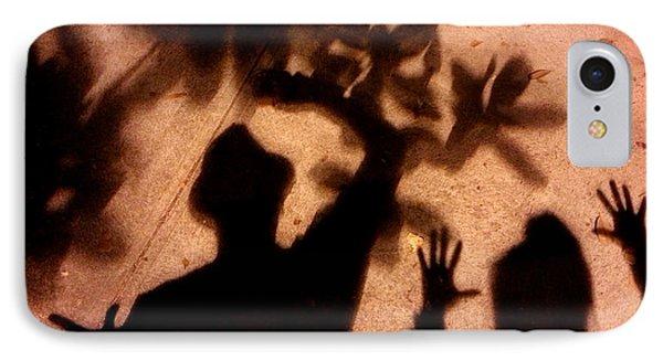 Street Shadows 010 IPhone Case
