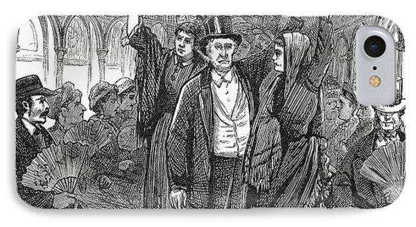 Streetcar, 1876 Phone Case by Granger