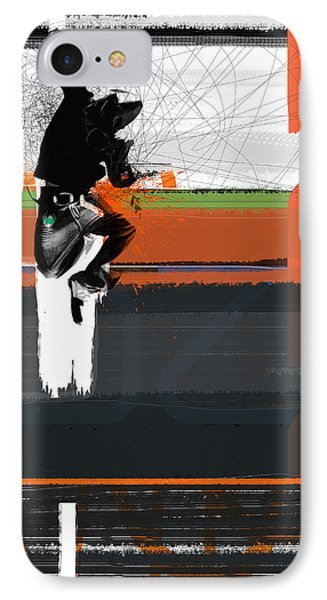 Streets IPhone Case by Naxart Studio