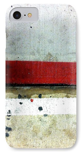 Streets Of New York Abstract Eight Phone Case by Marlene Burns