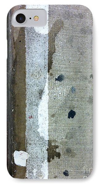 Streets Of New York Abstract Twelve Phone Case by Marlene Burns