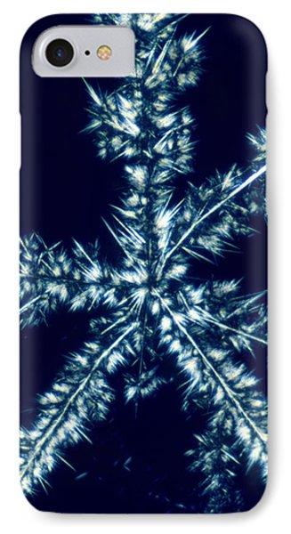 Streptomycin Crystal IPhone Case by David Parker