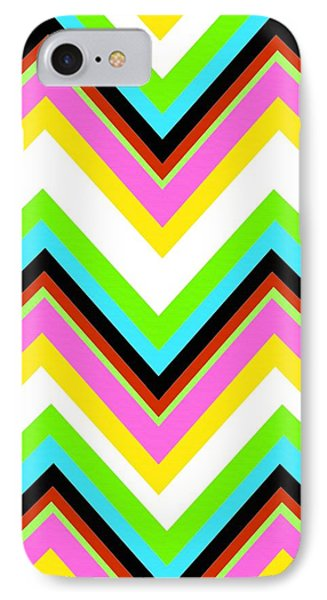 Stripe Phone Case by Louisa Knight