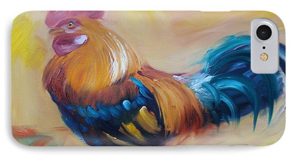 Struttin' My Stuff Phone Case by Donna Tuten
