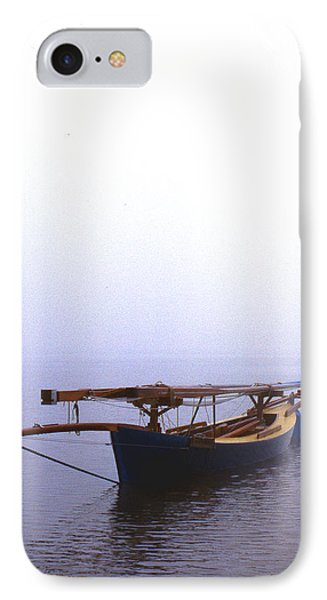 Stuck In Port Phone Case by Skip Willits