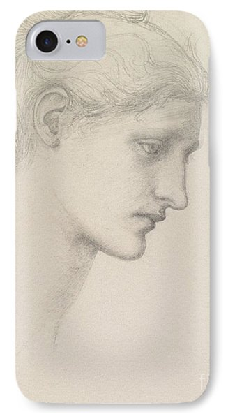 Study For Laus Veneria IPhone Case