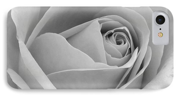 IPhone Case featuring the photograph Study In Black And White by Cindy Manero