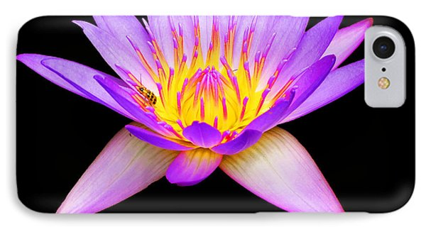 Stunning Waterlily IPhone Case