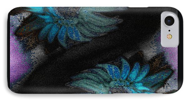 Subterranean Memories As Glimpses Into Heaven IPhone Case by Lenore Senior