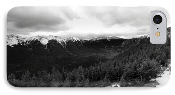 Sulphur Mountain IPhone Case by JM Photography