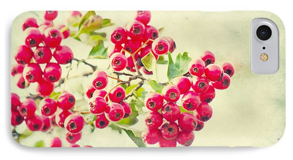 Summer Berries Phone Case by Angela Doelling AD DESIGN Photo and PhotoArt