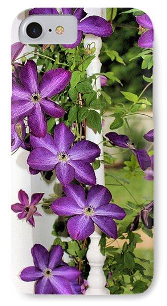 Summer Blooms Phone Case by Kristin Elmquist