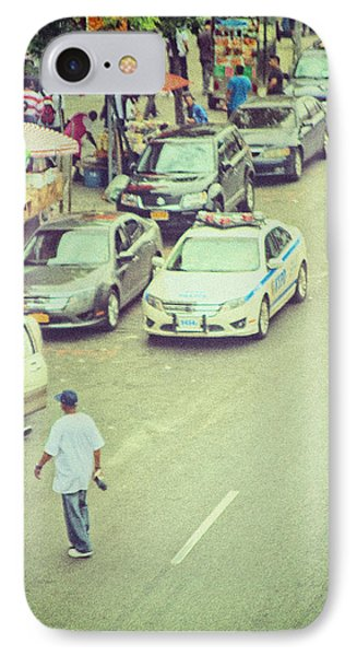 Summer In Harlem Phone Case by Karol Livote